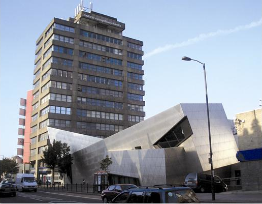 Libeskind building holloway